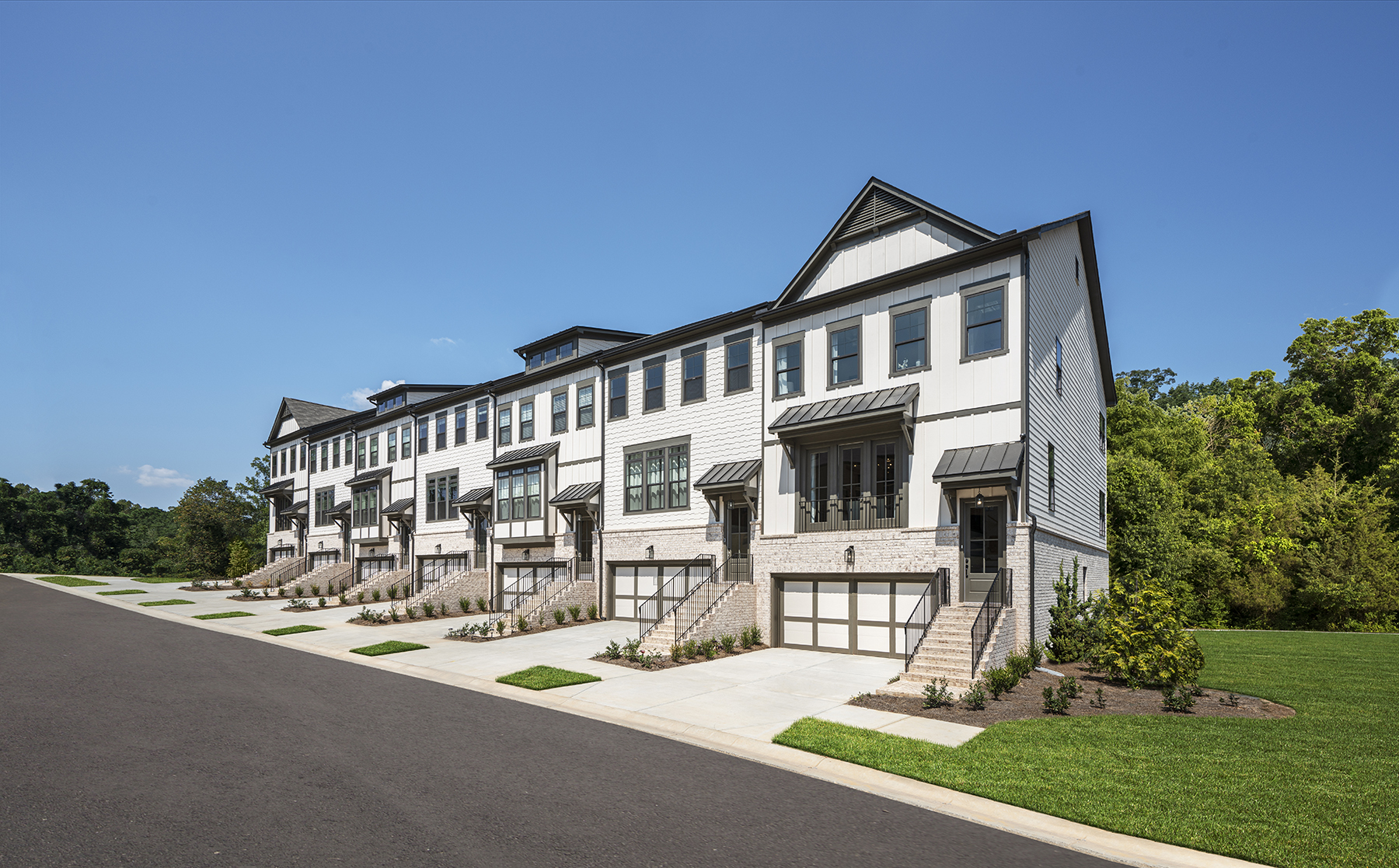 Addison Townhome At Dumont Place In Decatur GA