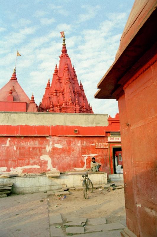 Hindu Temple Varanasi