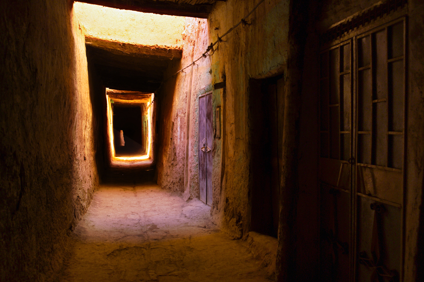 Morocco passage