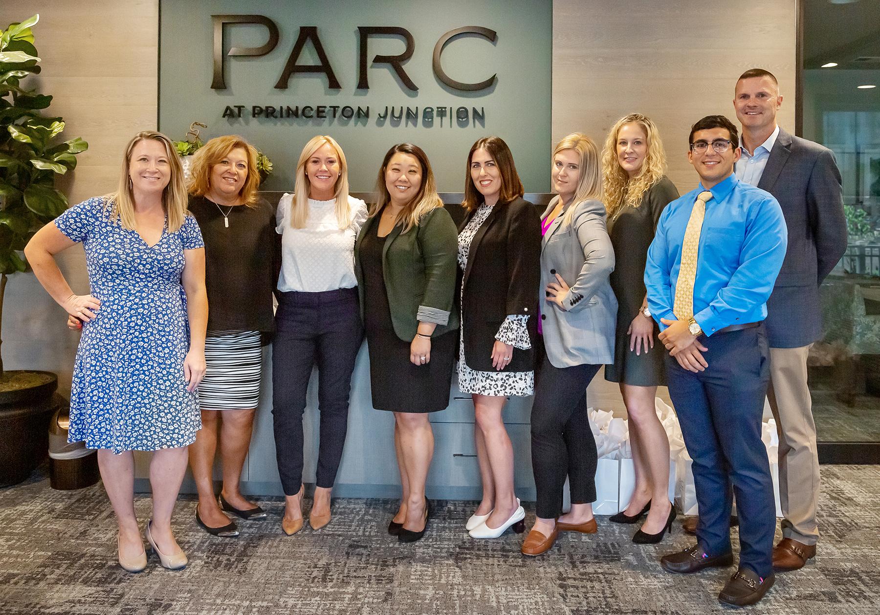 PARC Princeton Junction Group Portrait