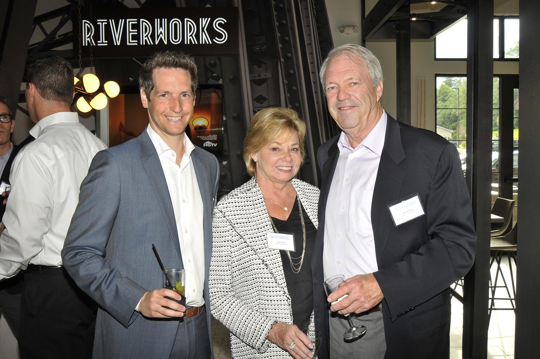 Riverworks Portrait Event Photography Taylor Photo