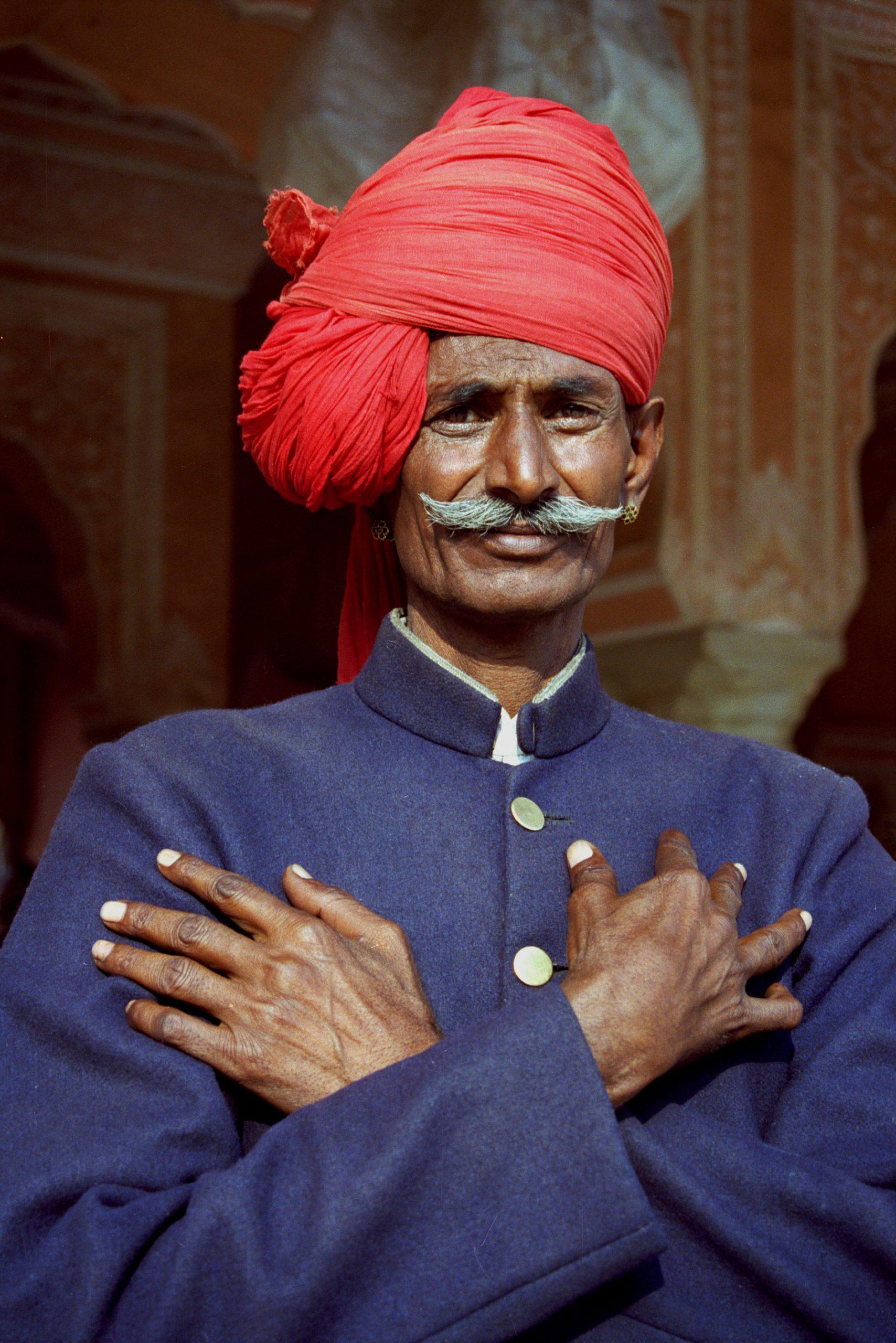 Palace Guard, Jaipur