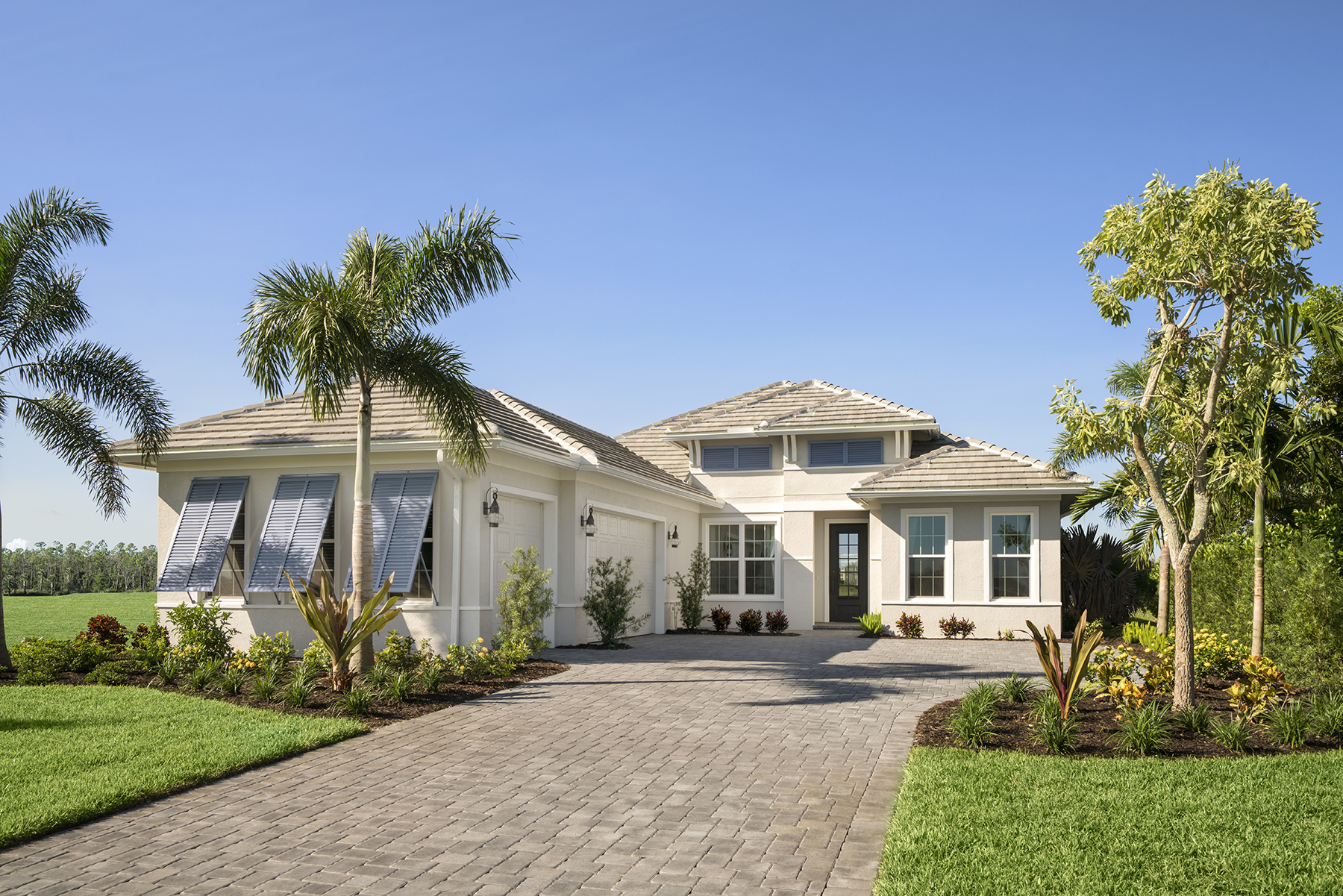 The Navarra Model At Marsh Cove At Fiddlers Creek Naples FL